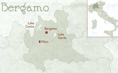 Alta or Bassa: Bergamo Enchants