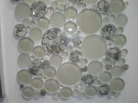 New Round Mosaic Tiles  Kitchen Studio of Naples