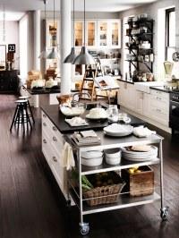 Vintage Industrial Chic  Kitchen Studio of Naples, Inc.