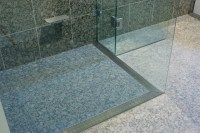 Tile Drain by Infinity Drain  Kitchen Studio of Naples, Inc.