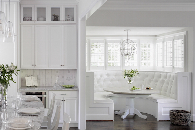 kitchen banquettes floor mat 7 fresh studio of naples inc curved nook inspiration kitchann style