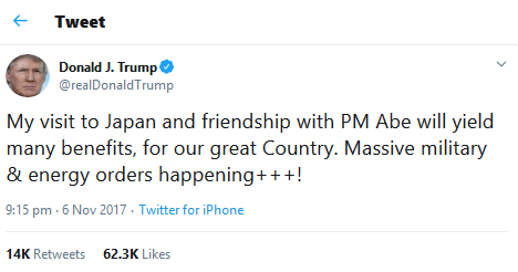 Trump +++