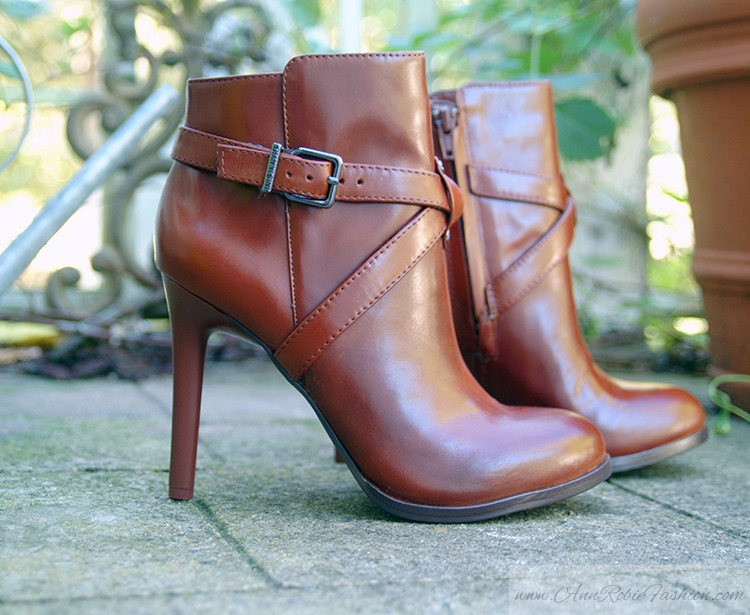 Gianni-Bini-ankle-brown-boots