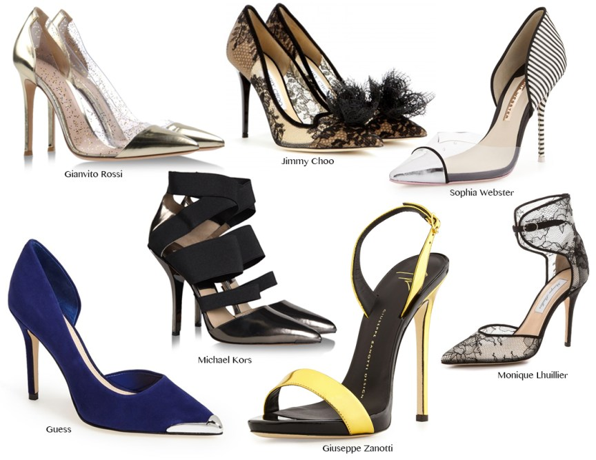The Best Heels for Christmas and New Year