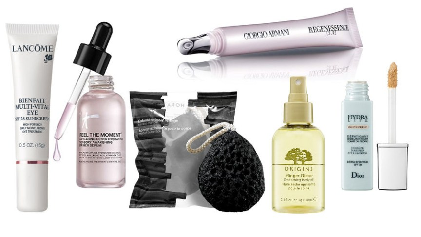 Beauty Wish List by Ann Robie Fashion