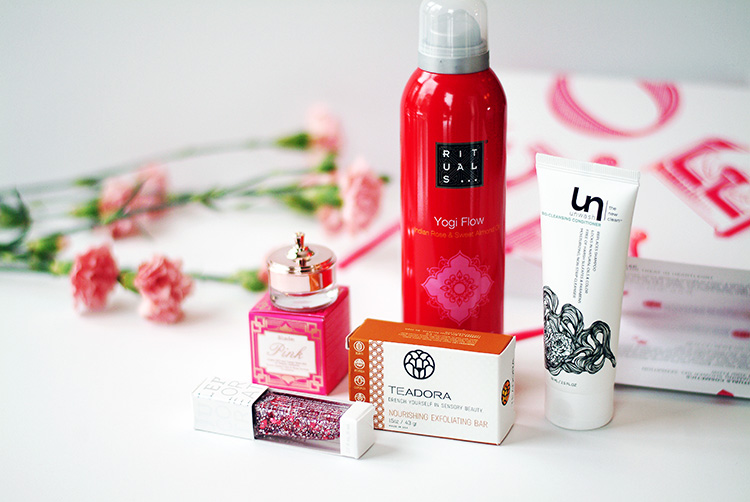 Glossybox February 2015: beauty reviews by AnnRobieFashion