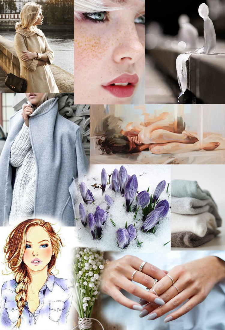 March Mood Board by style blogger AnnRobieFashion