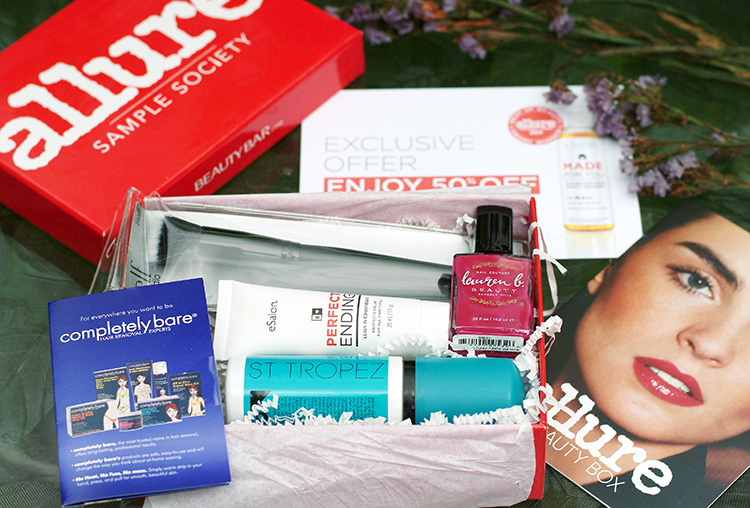 Allure June 2015, review by style blogger AnnRobieFashion