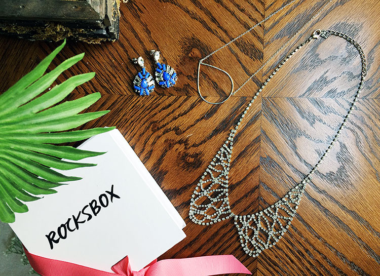 Rocksbox review by style blogger AnnRobieFashion