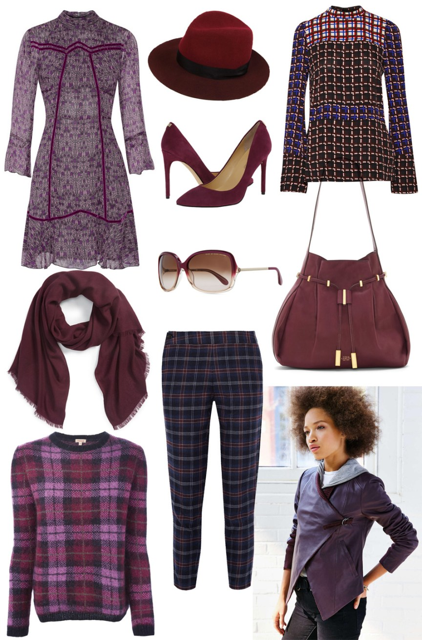 Objects of Desire by style blogger AnnRobieFashion: Vince Camuto hobo bag in Marsala, rag & bone floppy wool fedora in Marsala, Nordstrom wool cashmere scarf in Marsala for fall wardrobe
