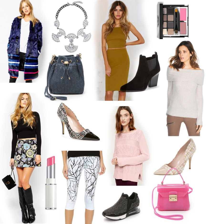 Cyber Monday promo codes for Asos, Shopbop, Topshop, Nasty Gal, Nordstrom, LOFT, Ann Taylor, White House Black Market