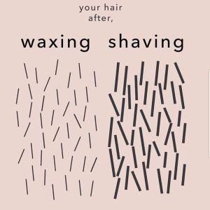 benefits of waxing leg wax facial wax eyebrow lip neck ear nose