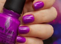 Лак для ногтей: China Glaze – Highlight Of My Summer и Are You Jelly?