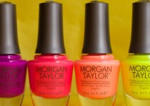 Morgan Taylor - Neon Lights summer 2014 collection