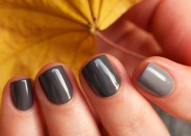 Gelish - Fashionably Slate + Let's Hit The Bunny Slipes