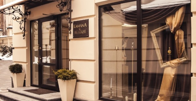 Kamana Luxury Cosmetics and SPA