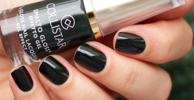 Collistar Gloss Nail Lacquer #588 Verde Paola