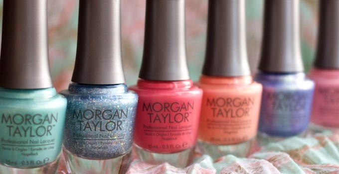 Morgan Taylor Cinderella Collection Spring 2015 swatches
