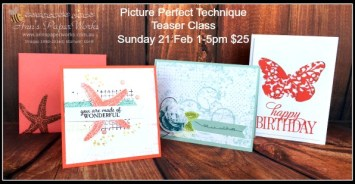 Stampin' Up! Ann's PaperWorks Ann Lewis #stampinup (Aus)|card making class