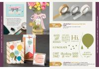 Ann's PaperWorks Ann Lewis #stampinup (Aus) SABfabulous new products from 16 February 2016