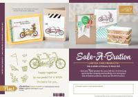 Pedal Pusher Stamp Set by Stampin' Up! Ann's PaperWorks Ann Lewis #stampinup (Aus) Sale-a-Bration