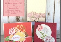 Technique Teasers Creative Class, Special Reason bundle, Stampin' Up! Ann's PaperWorks, Ann Lewis, Stampin' Up! (Aus)|Stampin' Up! 2017 Occasions Catalogue| online store