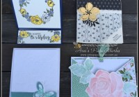 Card in a Box|May card making class|Stampin' Up! Ann's PaperWorks Ann Lewis Stampin' Up! (Aus)