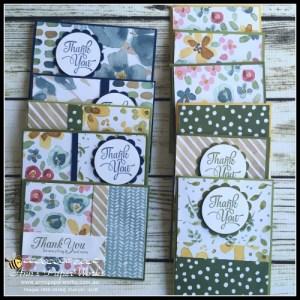 English Garden card box Ann's PaperWorks  Ann Lewis  #stampinup (Aus) online store 24/7