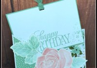 Rose Wonder and Birthday Bouquet |Ann's PaperWorks| Ann Lewis| Stampin' Up! (Aus) online store 24/7