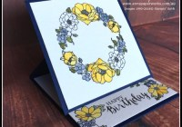 Stampin' Up! Ann's PaperWorks Ann Lewis Stampin' Up! (Aus)|card class