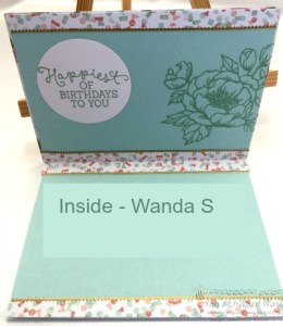 Special Stampin' Up! Birthday cards| Ann's PaperWorks| Ann Lewis| Stampin' Up! (Aus) online store 24/7