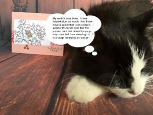 #petsatworkday   Ann's PaperWorks  Ann Lewis  Stampin' Up! (Aus) online store 24/7