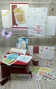 Alicia Yap, New Zealand Tin of Tags, Stampin' Up!  Ann's PaperWorks Ann Lewis Stampin' Up! (Aus)|Stampin' Up! 2016 Holiday Catalogue