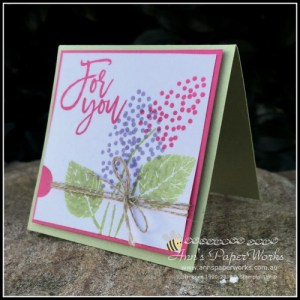 Thoughtful Branches by Stampin' Up! Limited Edition bundle (August '16 only), CASE Connie Collins, Ann's PaperWorks  Ann Lewis  Stampin' Up! (Aus) online store 24/7