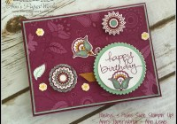 Paisleys & Posies Global Stampers Challenge, Stampin' Up! Ann's PaperWorks Ann Lewis Stampin' Up! (Aus) Stampin' Up! 2016 Holiday Catalogue  online store 24/7