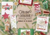 2016 Stampin' Up! Holiday Catalogue, Ann's PaperWorks Ann Lewis Stampin' Up! (Aus)| online store 24/7