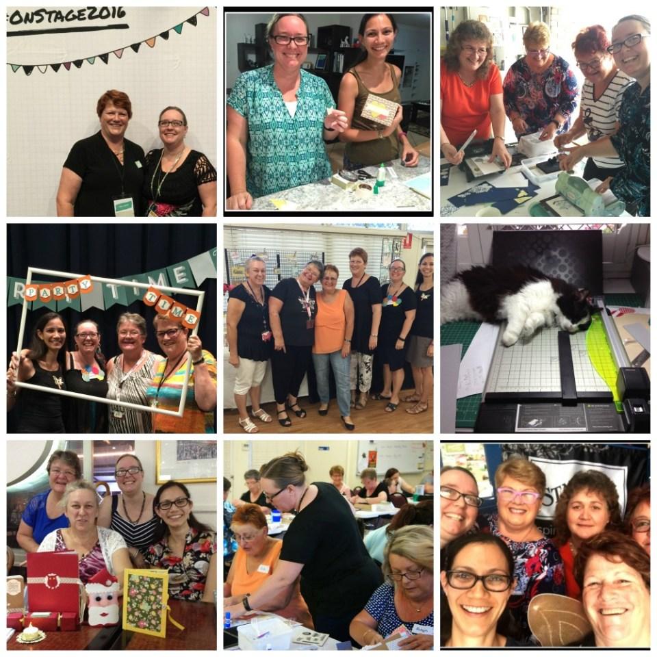 Crafty Paper Bees Team of Demonstrators, Ann's PaperWorks| Ann Lewis| Stampin' Up! (Aus)