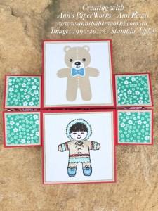 Cookie Cutter Christmas bundle neverending card,