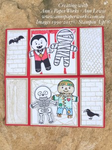 Cookie Cutter Halloween Stamp Set, Stampin' Up! Ann's PaperWorks, Ann Lewis, Stampin' Up! (Aus)|Stampin' Up! 2016 Holiday Catalogue| online store 24/7