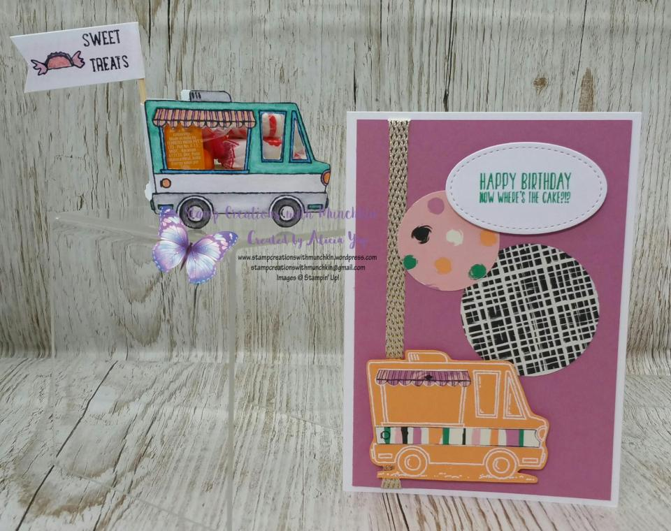 Tasty Treats by Stampin' Up! Occasions Catalogue Ann's PaperWorks, online store 24/7