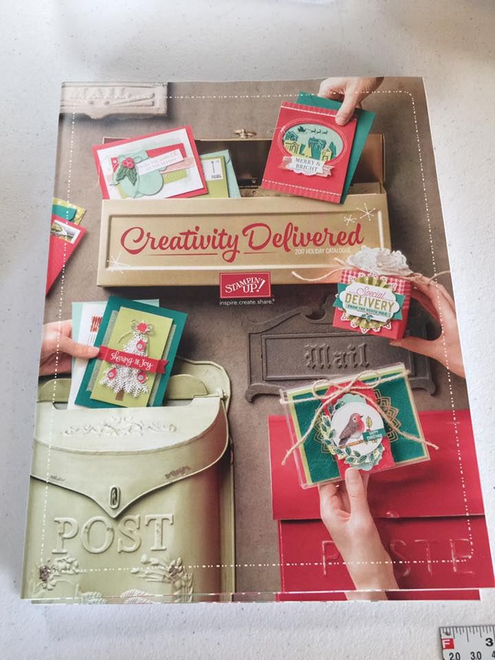 Stampin' Up! Ann's PaperWorks, Ann Lewis, Stampin' Up! (Aus)|Stampin' Up! 2017 Christmas Holiday Catalogue| online store 24/7