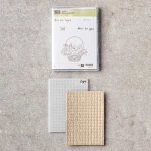 Basketweave Bundle, Sale-a-Bration 2nd release, SAB 2018, Ann's PaperWorks| Ann Lewis| Stampin' Up! (Aus) available from my online store 24/7