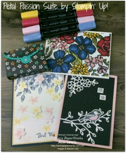 Petal Passion Suite, Stampin' Blends, handmade cards, cardmaking, dyi, store 24/7 Stampin' Up! 2018-19 Catalogue Ann's PaperWorks| Ann Lewis| Stampin' Up! (Aus) online store 24/7, Brisbane cardmaking