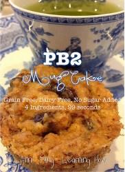 171. PB2 Mug Cake
