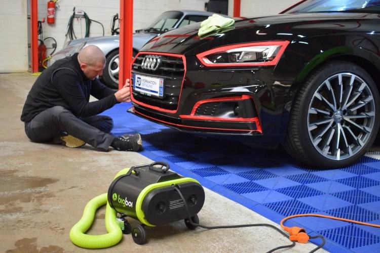 lavage auto pour professionnels