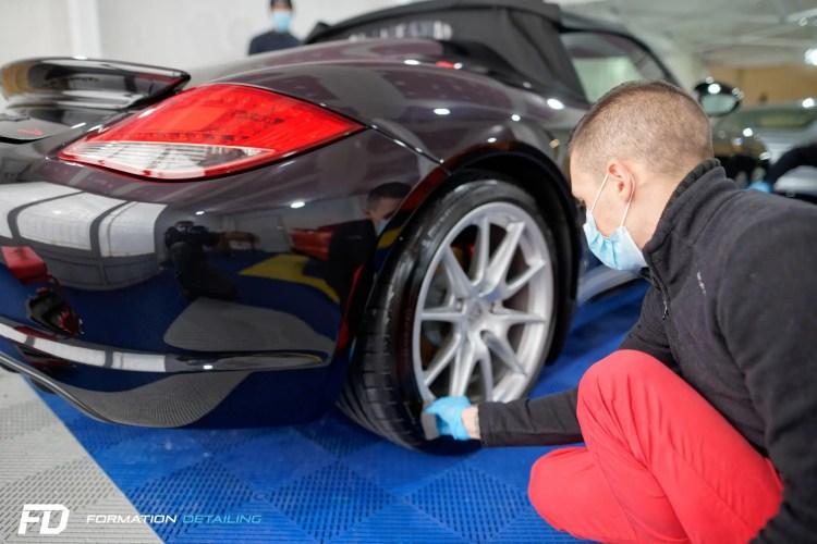 préparation vente de voiture à la baule