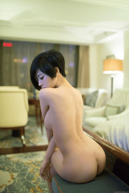 japonaise cheveux court sexy