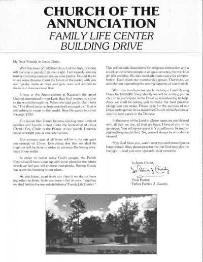 Life Center and Church Expansion