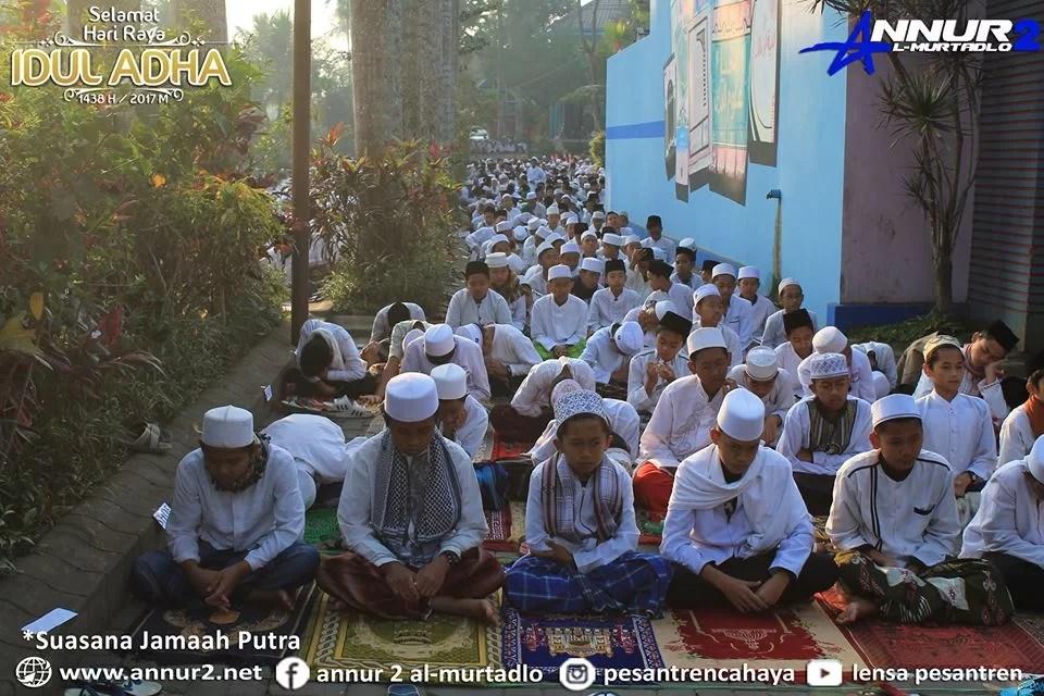 Ribuan Jamaah Laksanakan Sholat Idhul Adha