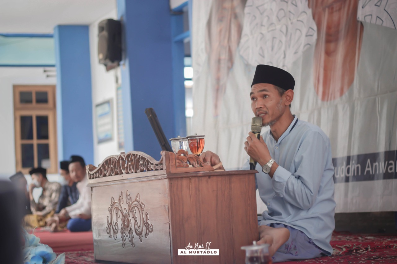 ilmu, Kiai Nidhom, Syarat Mendapat Ilmu Manfaat, Pondok Pesantren Wisata An-Nur II Al Murtadlo